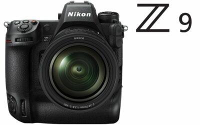 Nikon Z9 offiziell angekündigt