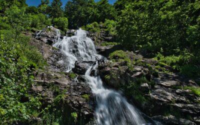 Fotografieren am Todtnauer Wasserfall
